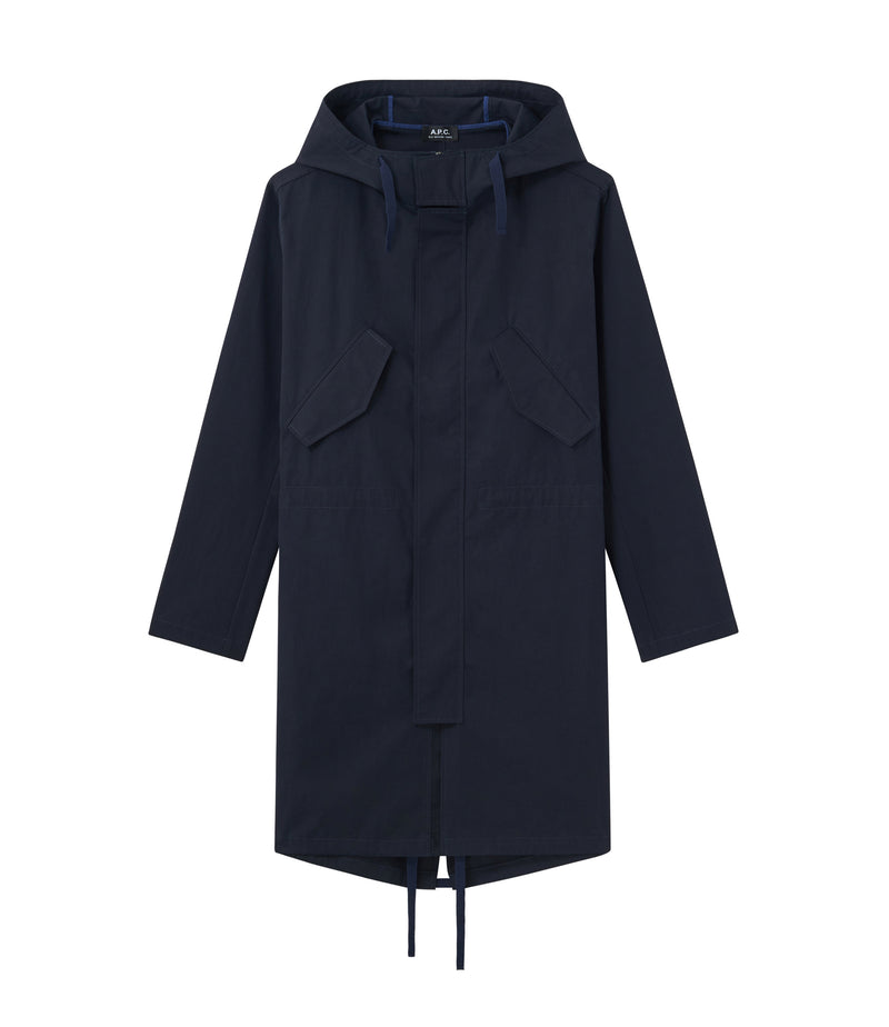This is the Benett parka product item. Style IAK-1 is shown.