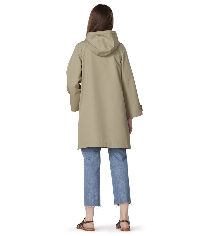 This is the Sussex parka product item. Style BAA-3 is shown.
