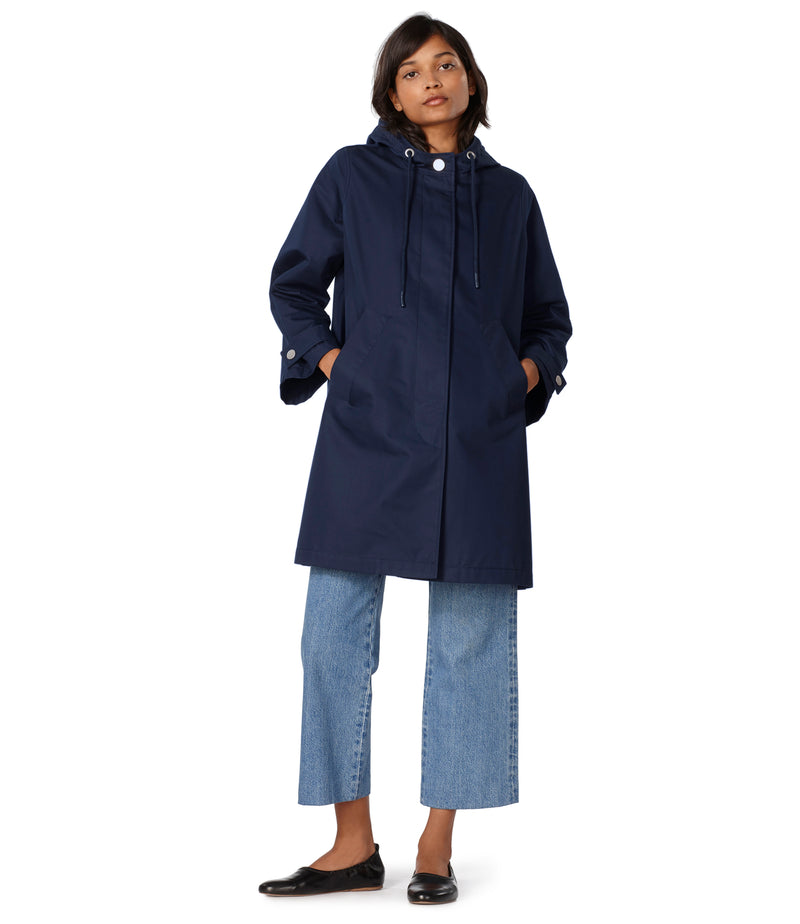 This is the Sussex parka product item. Style IAJ-4 is shown.