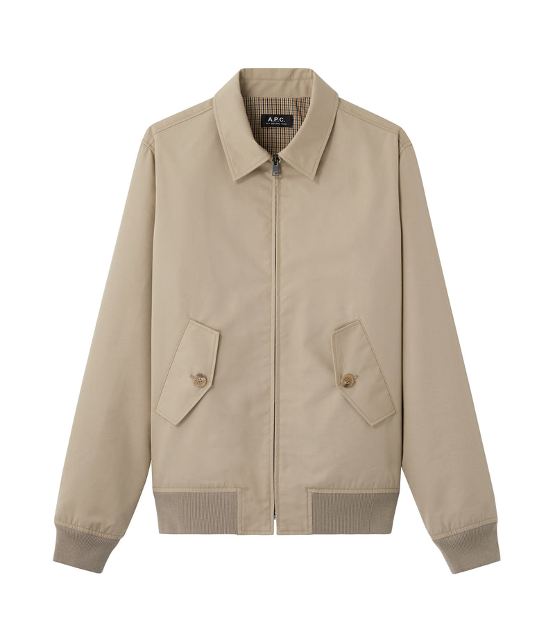 This is the Gaspard jacket product item. Style BAA-1 is shown.