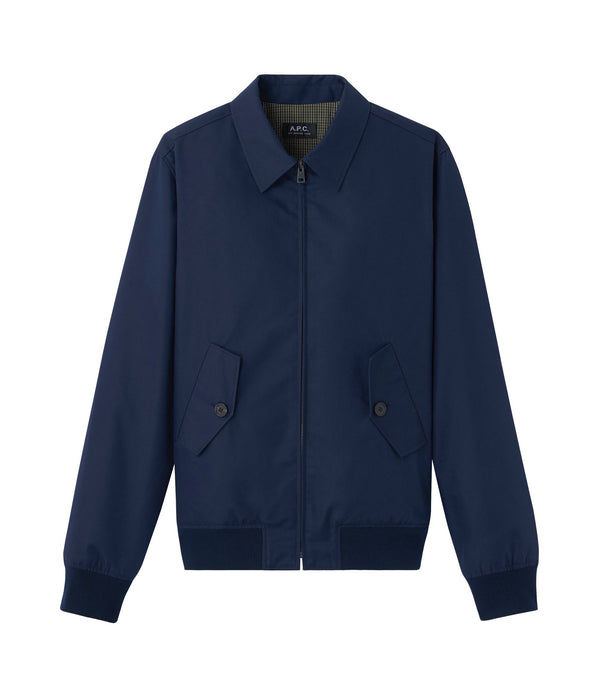 Gaspard jacket - IAJ - Navy blue