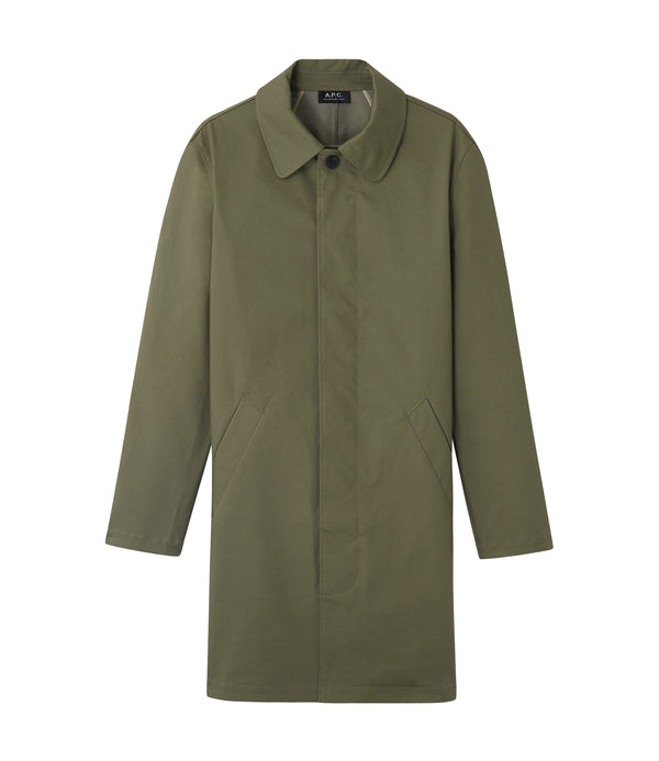 Martin raincoat - JAA - Khaki green