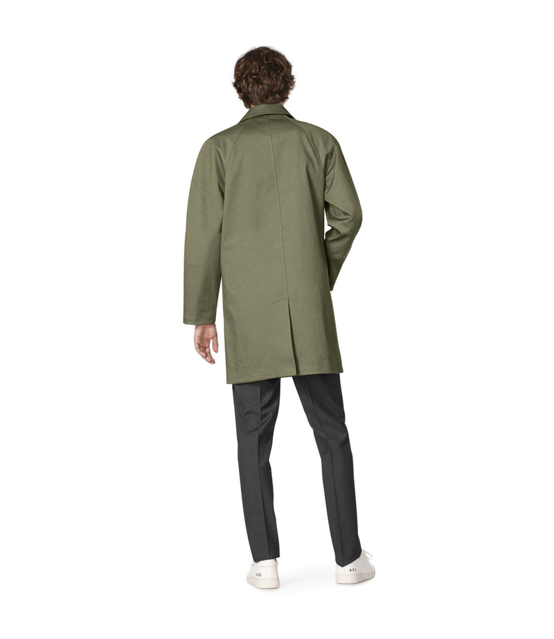 This is the Martin raincoat product item. Style JAA-3 is shown.