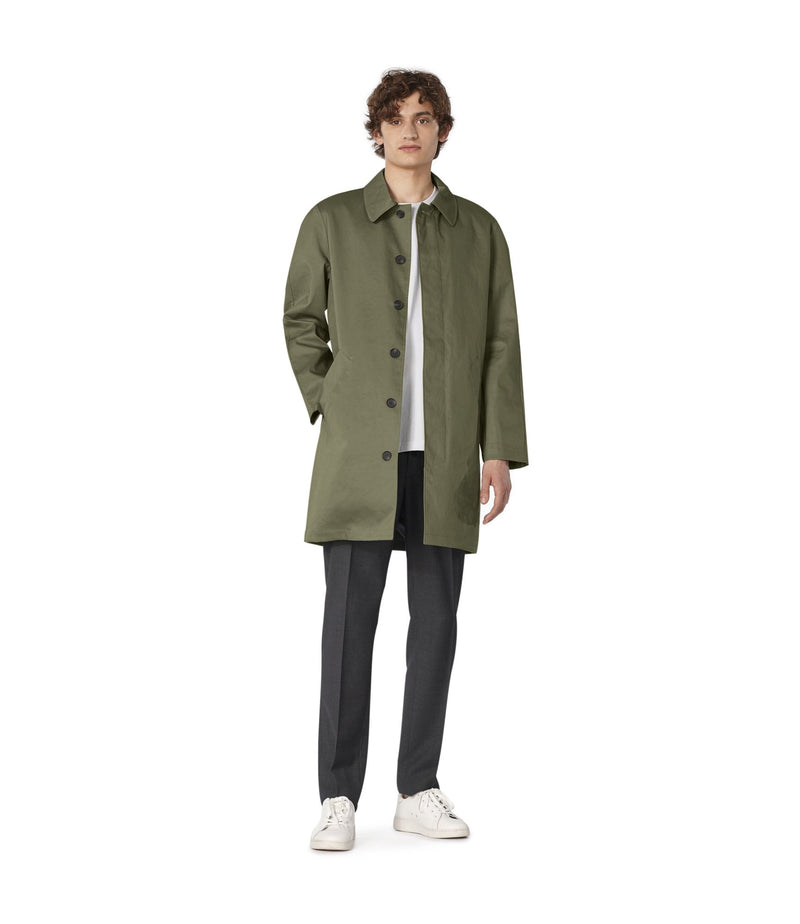 This is the Martin raincoat product item. Style JAA-4 is shown.