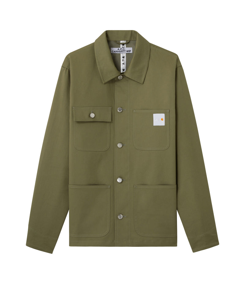 This is the Mishiguene jacket product item. Style JAA-1 is shown.