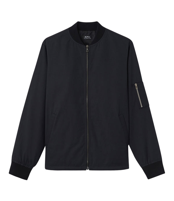 Greg jacket - LZZ - Black