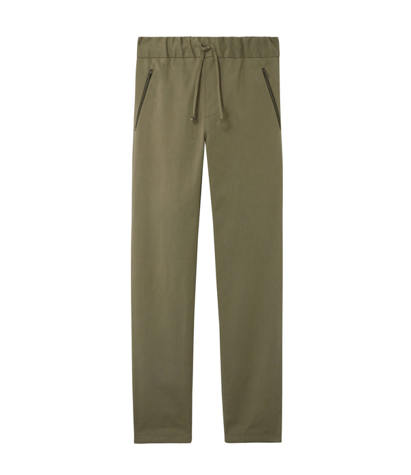 Crossover pants - JAA - Khaki green