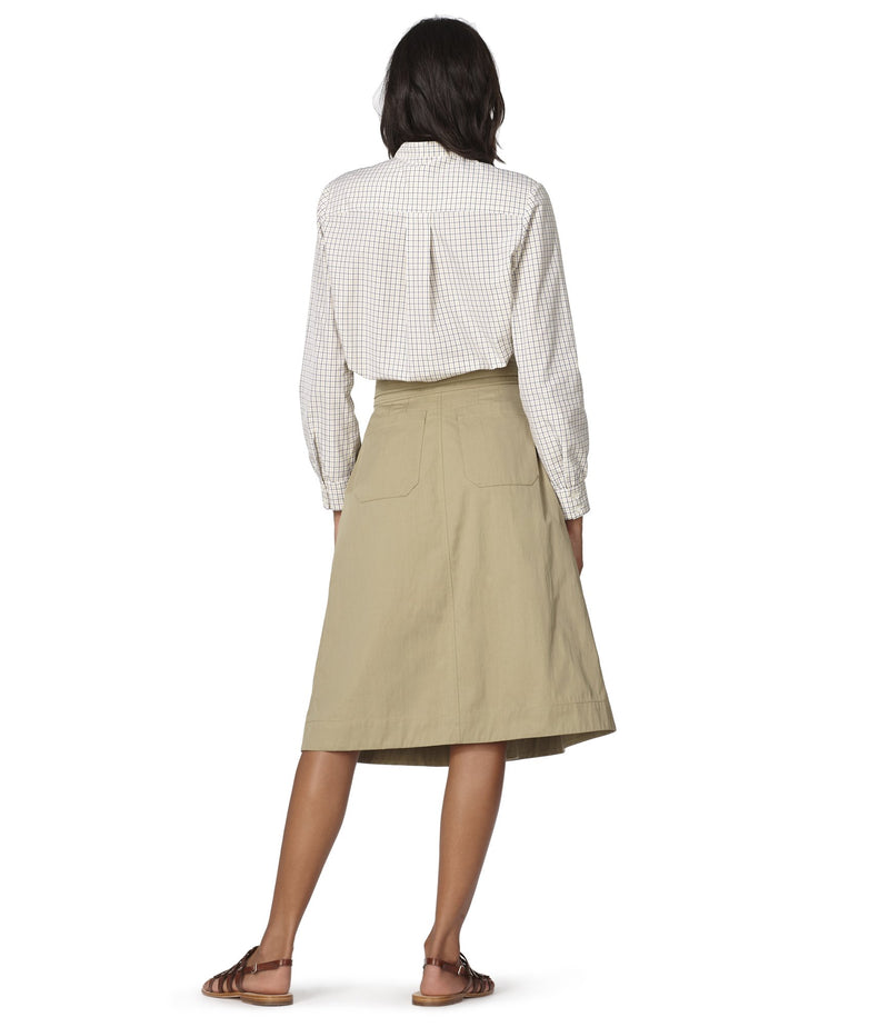 This is the Caroline skirt product item. Style BAA-3 is shown.