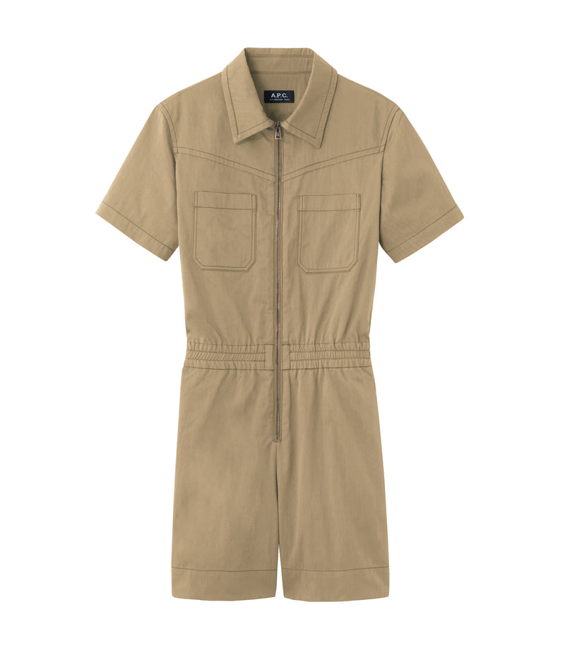 This is the Harriman jumpsuit product item. Style BAA-1 is shown.