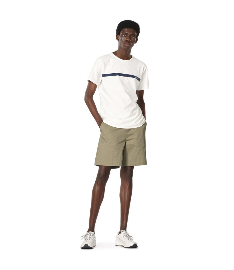 This is the Terry shorts product item. Style BAA-2 is shown.