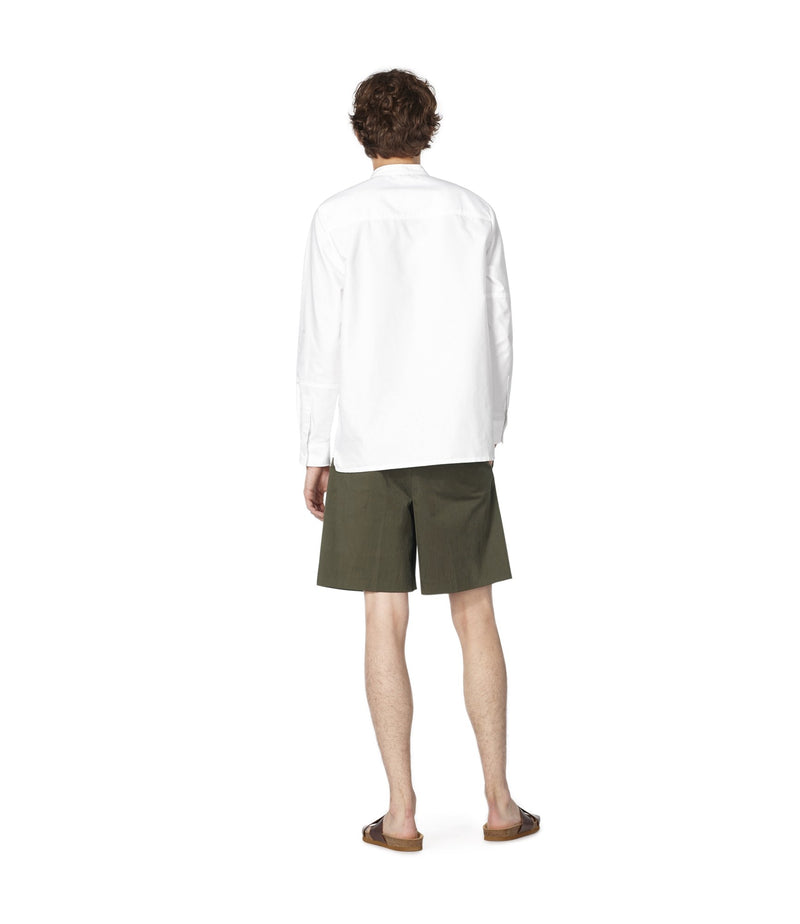 This is the Terry shorts product item. Style JAC-3 is shown.