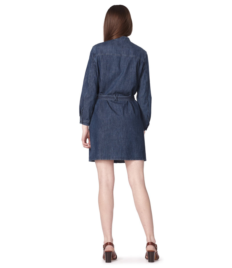 This is the Corine dress product item. Style IAL-3 is shown.
