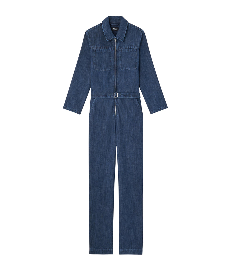 This is the Truck jumpsuit product item. Style IAL-1 is shown.