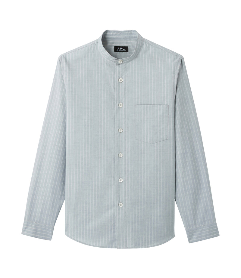 This is the Alejandro shirt product item. Style IAC-1 is shown.