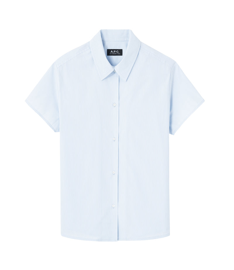 This is the Marina short-sleeve shirt product item. Style IAB-1 is shown.