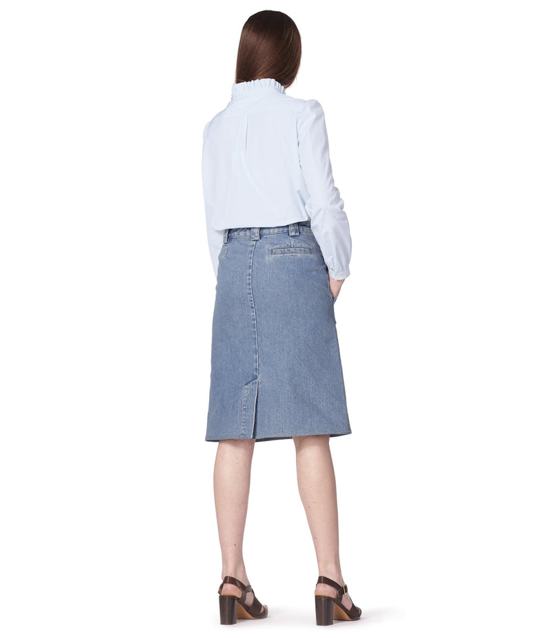 This is the Dunst blouse product item. Style IAB-3 is shown.