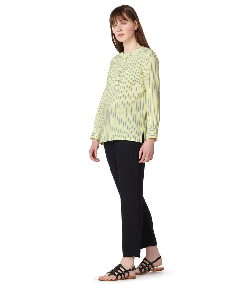 This is the Nine blouse product item. Style DAA-4 is shown.