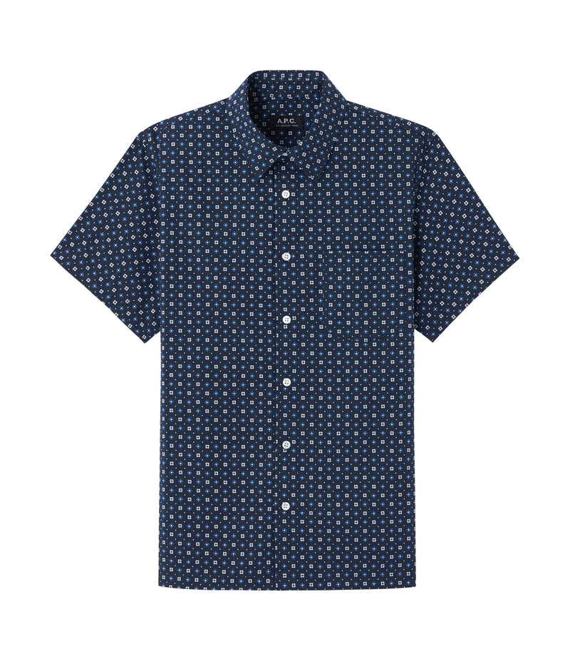 This is the Cippi short-sleeve shirt product item. Style IAJ-1 is shown.