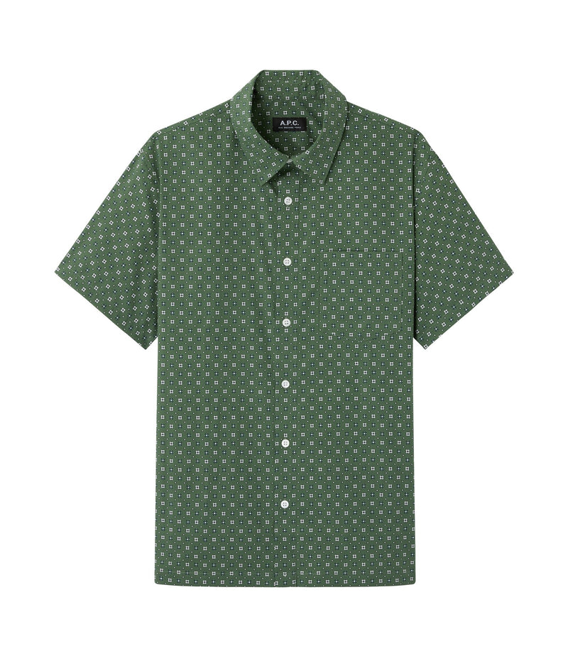 This is the Cippi short-sleeve shirt product item. Style KAA-1 is shown.
