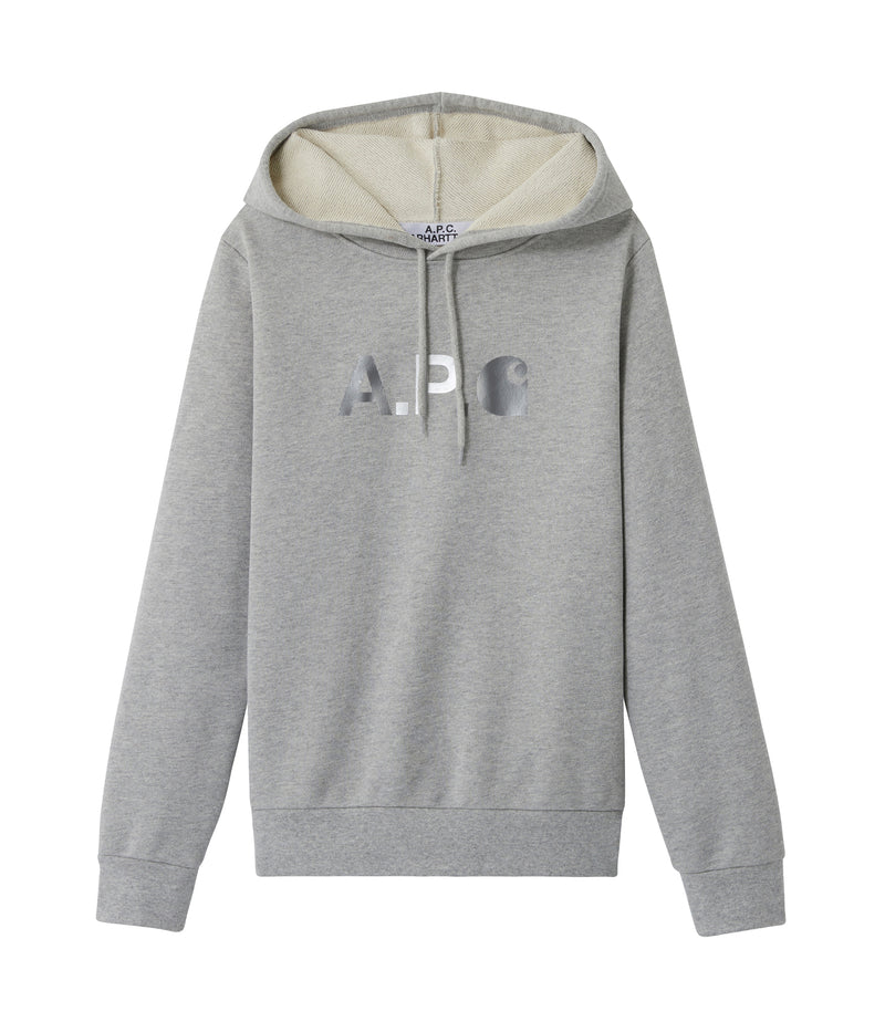This is the Stash hoodie product item. Style PLA-1 is shown.