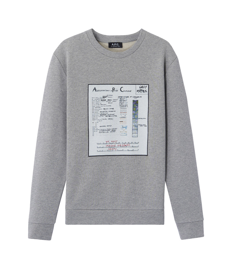 This is the Anatomic sweatshirt product item. Style PLA-1 is shown.