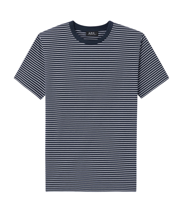 Orson T-shirt - IAK - Dark navy blue