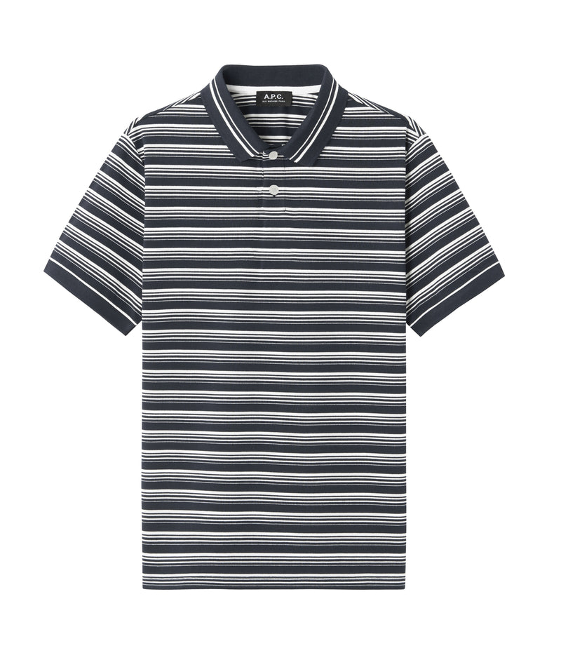 This is the Estéban polo shirt product item. Style IAK-1 is shown.