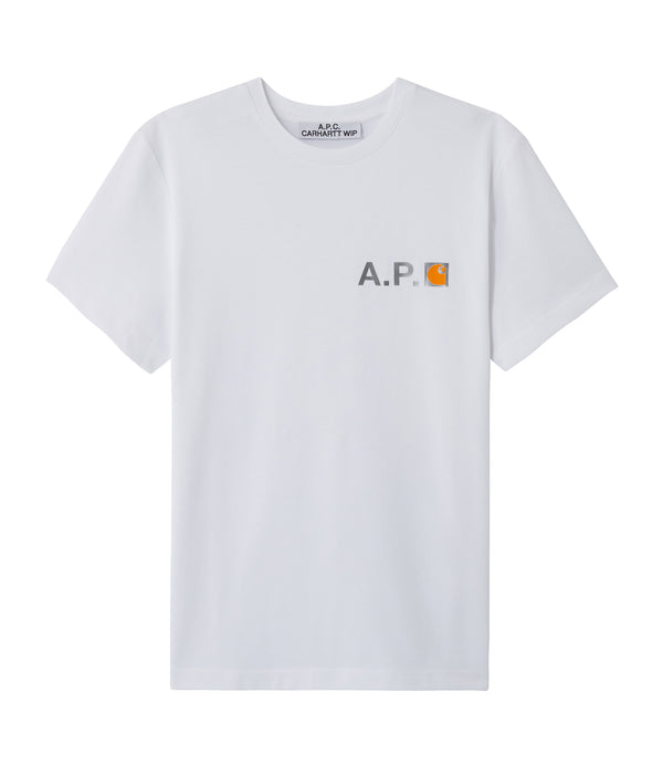 Fire T-shirt - AAB - White