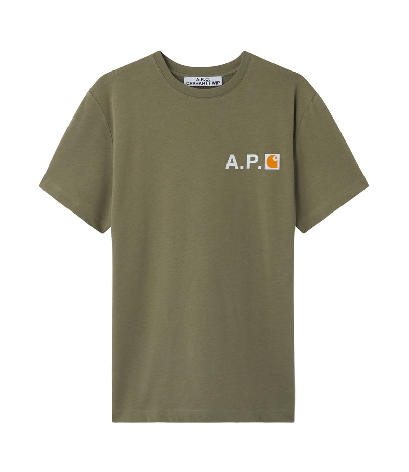 This is the Fire T-shirt product item. Style JAA-1 is shown.