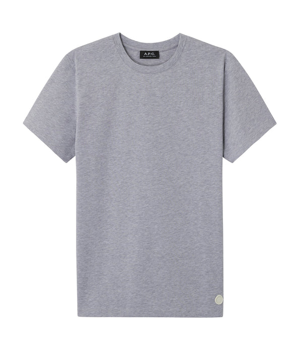 Léo T-shirt - PLA - Heather gray