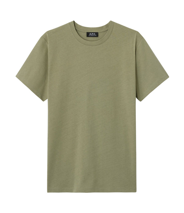 Jimmy T-shirt - JAB - Pale khaki