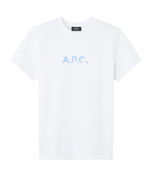 Stamp T-shirt - AAB - White