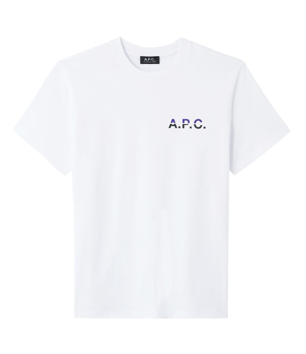 David T-shirt - AAB - White
