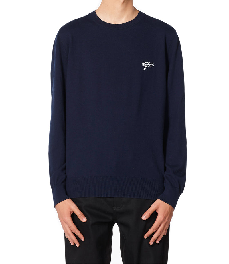 This is the Otis sweater product item. Style IAJ-4 is shown.