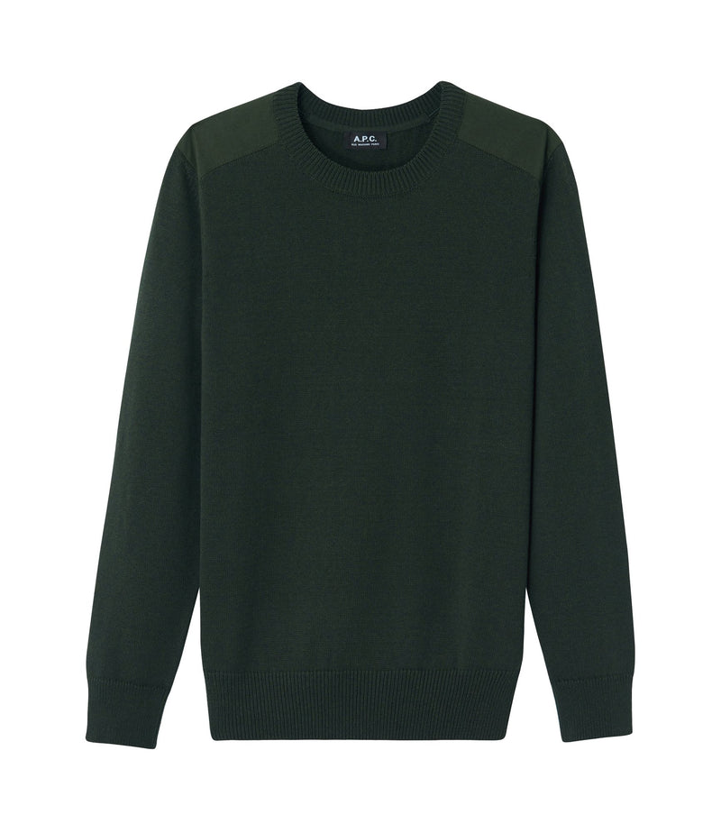 This is the Ranger sweater product item. Style JAC-1 is shown.