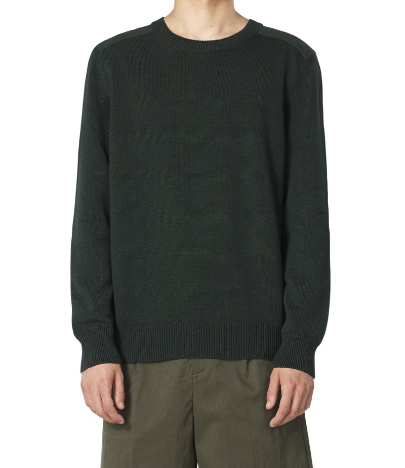 This is the Ranger sweater product item. Style JAC-2 is shown.