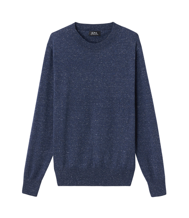This is the Hiroshi sweater product item. Style PIL-1 is shown.