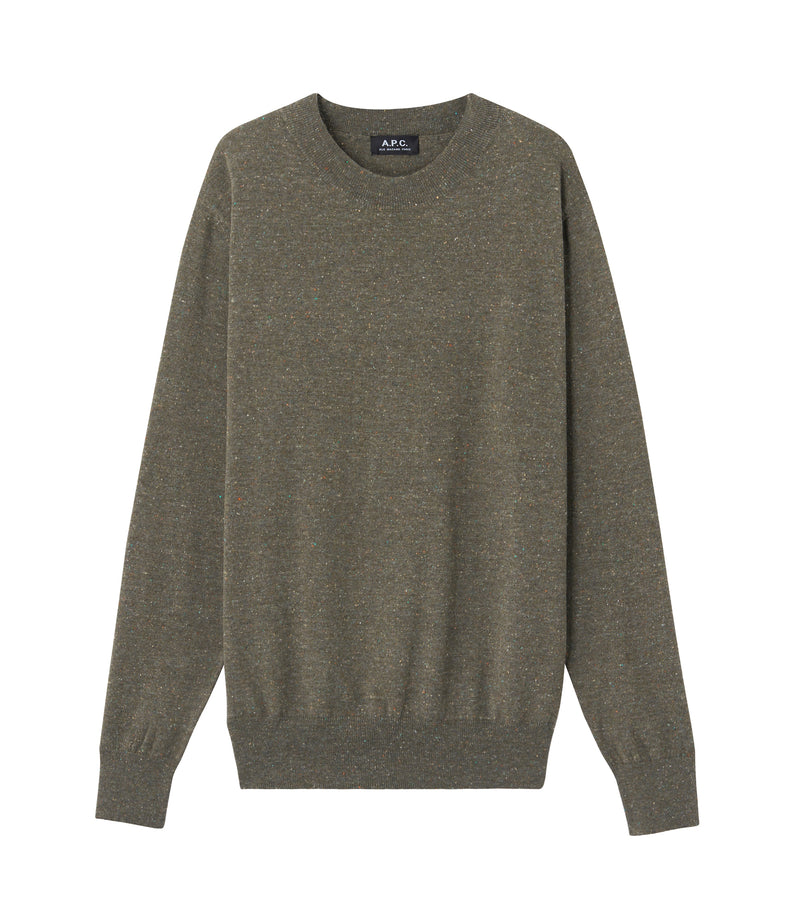 This is the Hiroshi sweater product item. Style PKB-1 is shown.