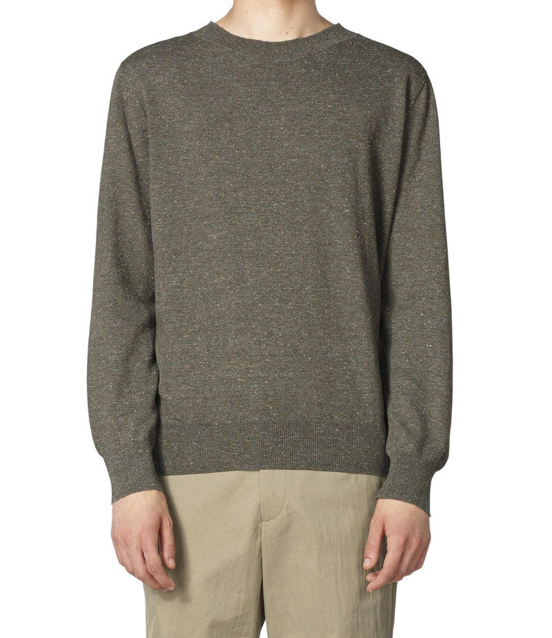 This is the Hiroshi sweater product item. Style PKB-2 is shown.
