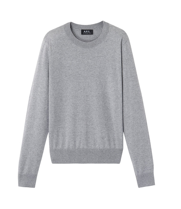 Juliette sweater - PLA - Heather gray