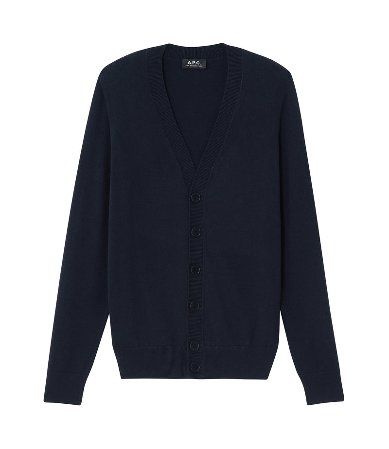 This is the Joseph cardigan product item. Style IAK-1 is shown.