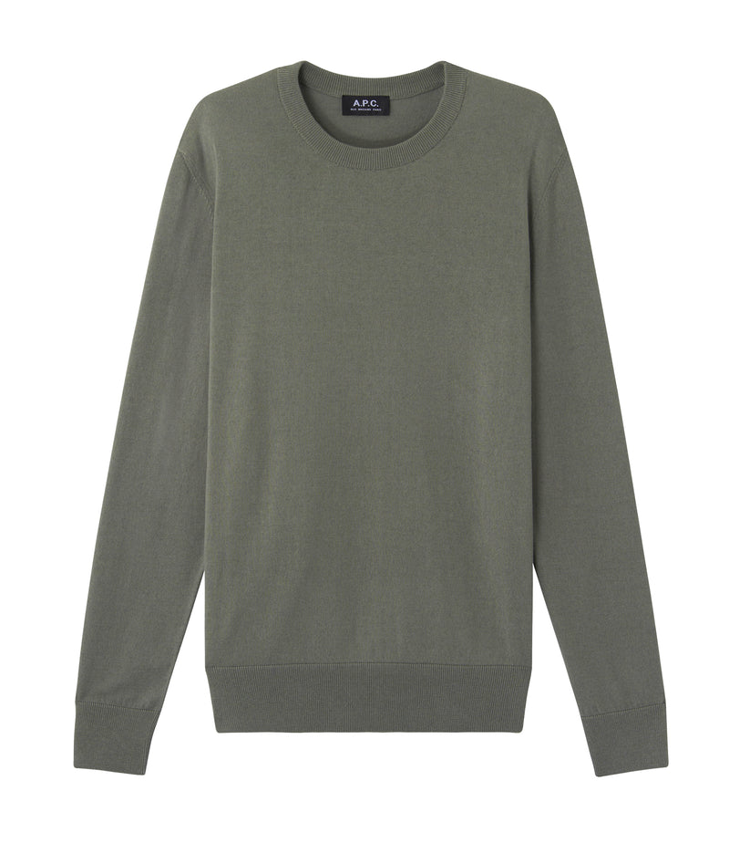 This is the Julien sweater product item. Style JAB-1 is shown.