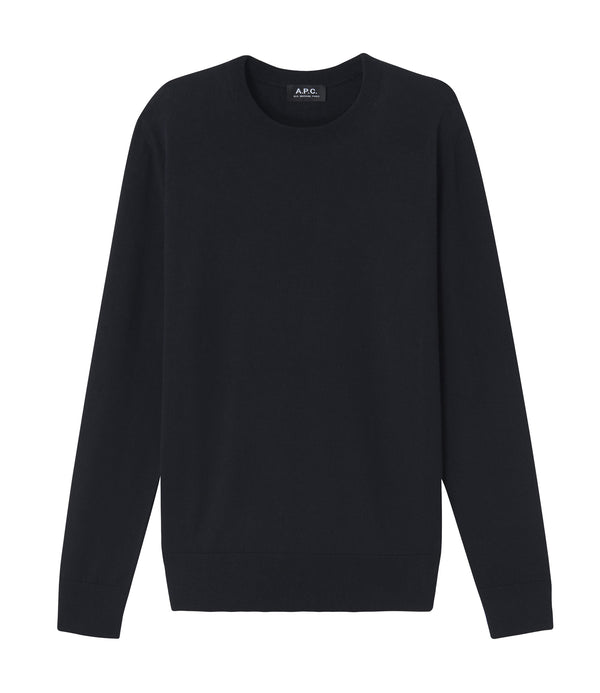 Julien sweater - LZZ - Black
