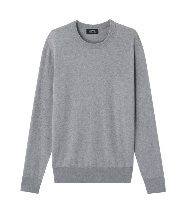 Julien sweater - PLA - Grey