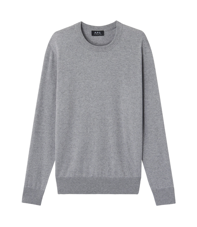 This is the Julien sweater product item. Style PLA-1 is shown.