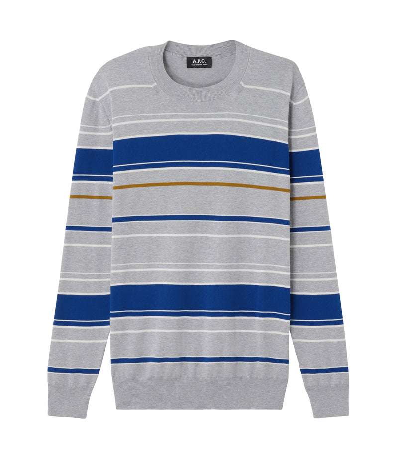 This is the Arsène sweater product item. Style PLA-1 is shown.
