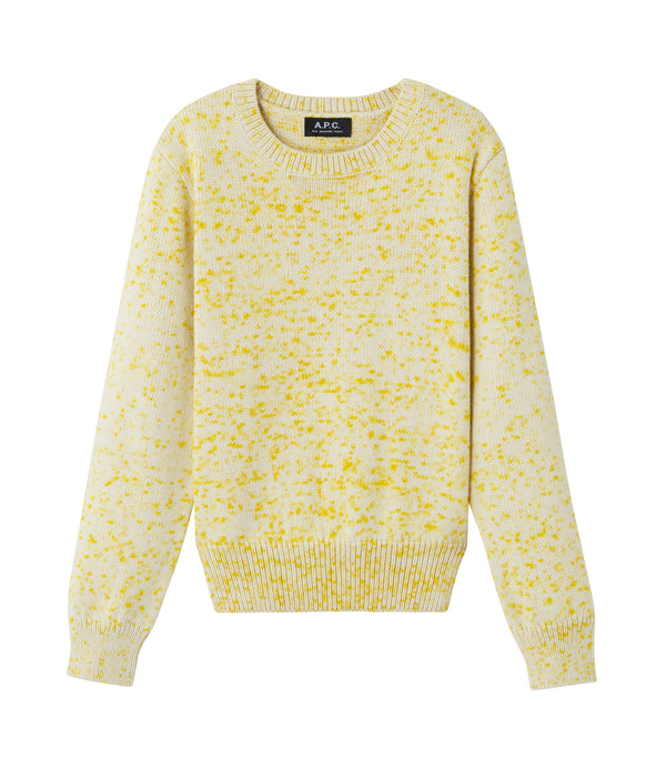 Daphne sweater - DAA - Yellow