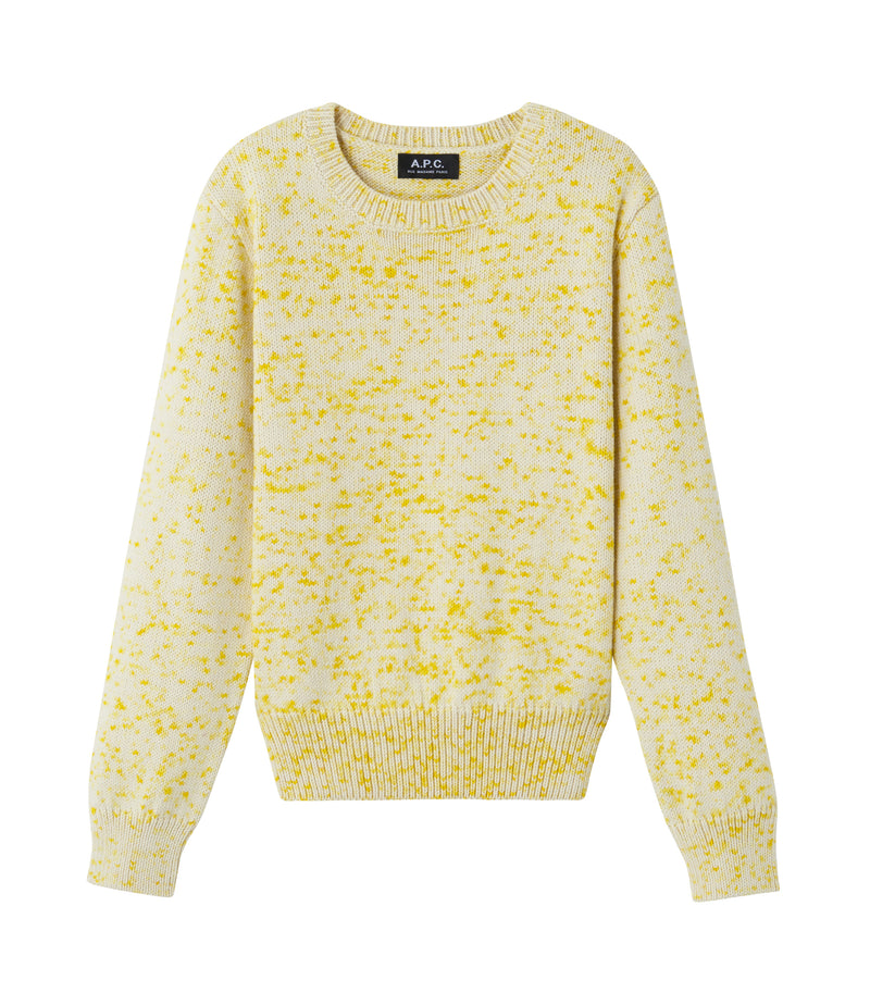 This is the Daphne sweater product item. Style DAA-1 is shown.