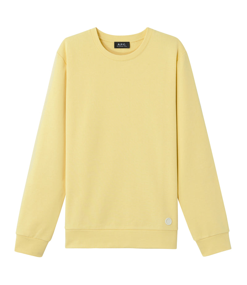 This is the Label sweatshirt product item. Style DAB-1 is shown.