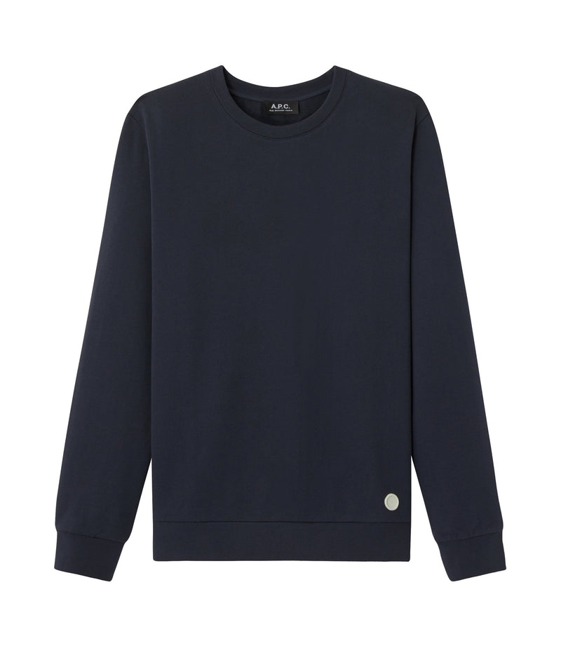 This is the Label sweatshirt product item. Style LAD-1 is shown.